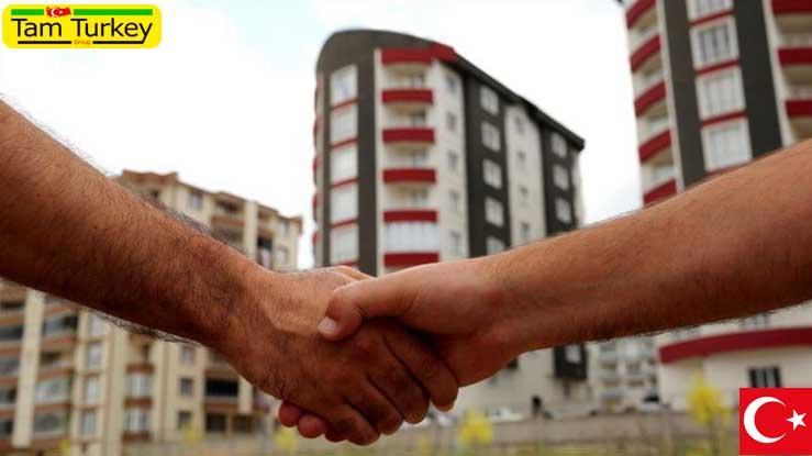 تمایل شهروندان چین به خرید خانه در ترکیه