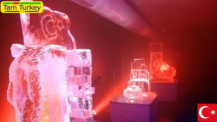افتتاح موزه یخی آتا در شهر ارزروم