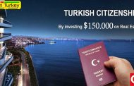 اخذ شهروندی ترکیه با 150 هزار دلار