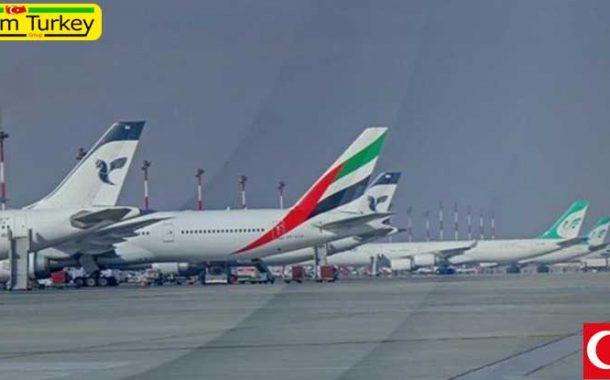 زمان احتمالی از سرگیری پروازهای ایران و ترکیه اعلام شد