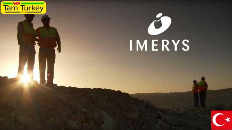 سرمايهگذاری شرکت فرانسوی ايمريس در ترکيه