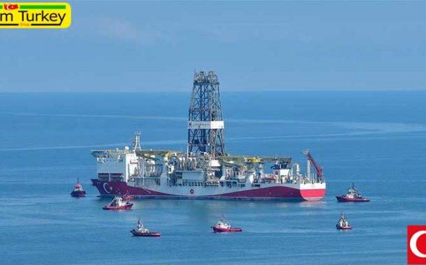 کشف ذخیره گاز طبیعی به مقدار 320 میلیارد مترمکعب در ترکیه