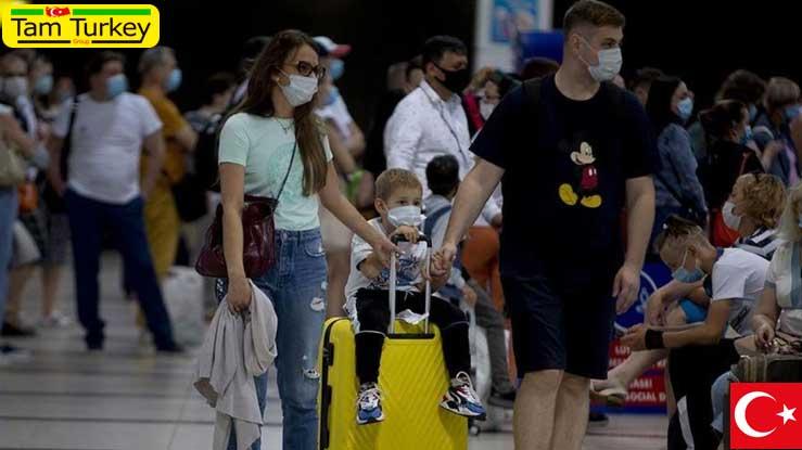 نشست و برخاست 45 هواپیما در هر ساعت در فرودگاه آنتالیا
