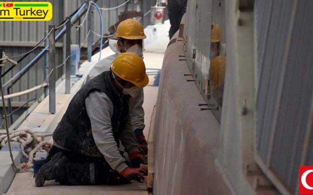 افزایش میزان صادرات صنعت کشتی و قایق تفریحی از ترکیه