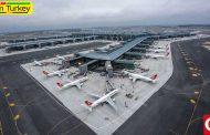 اطلاعات مربوط به حمل و نقل مسافر و بار در فرودگاههای ترکیه