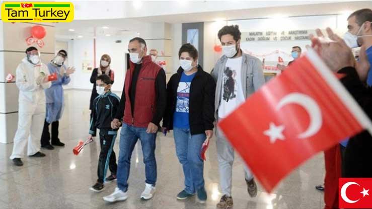 آخرین آمار کرونا در ترکیه سه شنبه 29 سپتامبر 2020