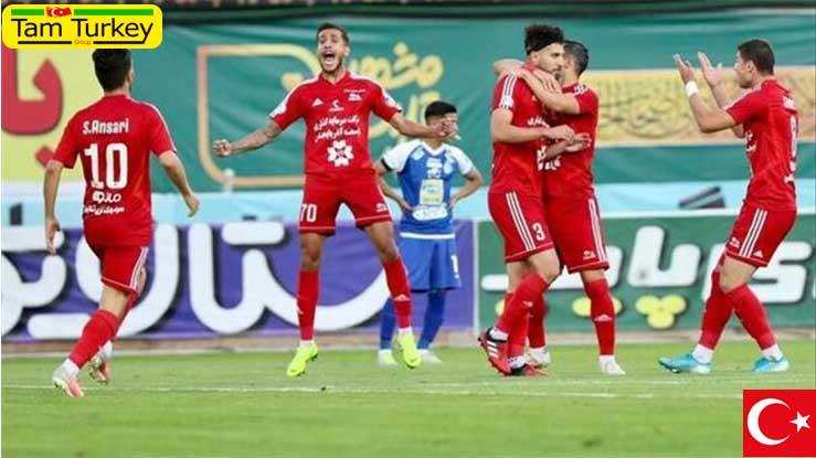 قهرمانی تیم تراکتورسازی آذربایجان در جام حذفی ایران