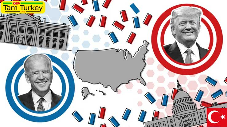تاثیر انتخاب مجدد ترامپ در انتخابات آمریکا بر بیت کوین و ارزهای دیجیتال