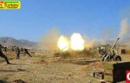 ارتش آذربایجان 2 انبار مهمات نیروهای ارمنستان را منهدم کرد