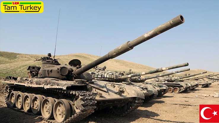 عملیات آذربایجان برای آزادسازی قرهباغ اشغالی با اقتدار کامل ادامه دارد