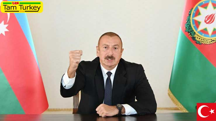 ارتش آذربایجان شهر زنگیلان را از اشغال ارمنستان آزاد کرد