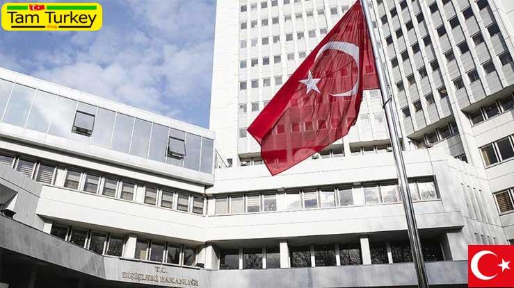 ترکیه | حمله راکتی ارمنستان به نخجوان را محکوم کرد
