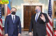 قرهباغ محور دیدار وزرای خارجه آذربایجان و آمریکا