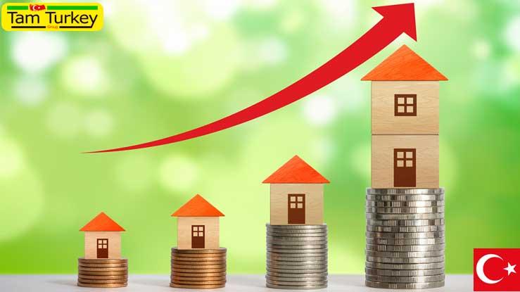 باز هم ترکیه برترین کشور رشد سالانه قیمت خانه در جهان است