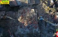شمار قربانیان زلزله ازمیر به 109 نفر رسید