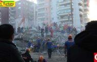 عملیات امداد و نجات زلزلهزدگان در ازمیر ترکیه به اتمام رسید