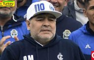 مارادونا بازیکن افسانه ای تیم ملی آرژانتین درگذشت