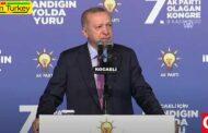 رئیسجمهور ترکیه : ضرورت رسیدن ترکیه به اهداف 2023 بیش از هر زمان دیگری احساس میشود