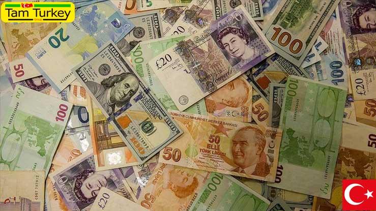 نرخ ارزهای خارجی در بازار کابل 14 نوامبر 2020