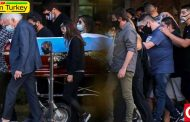 مارادونا اسطوره فوتبال آرژانتین به خاک سپرده شد