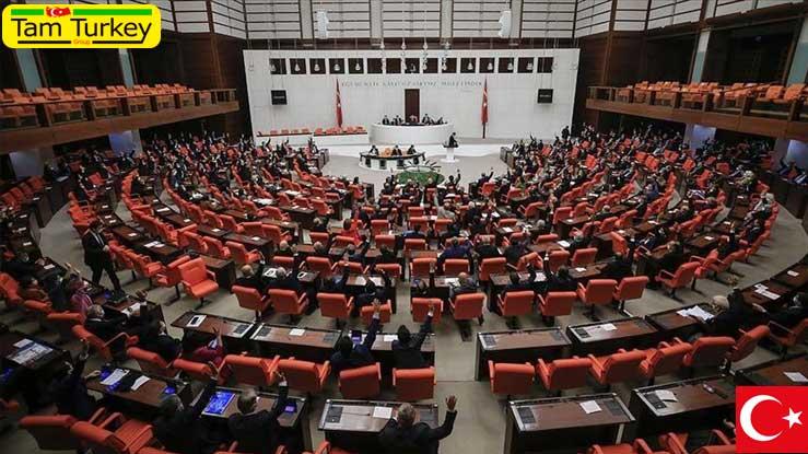 لایحه اعزام نیروی نظامی به آذربایجان در مجلس ترکیه تصویب شد