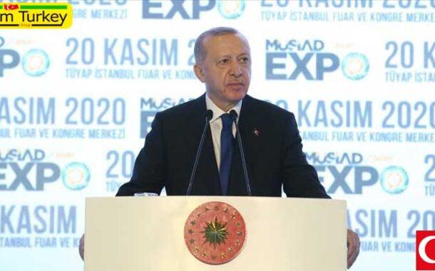 اردوغان: برای افزایش رشد اقتصادی ترکیه مصمم هستیم