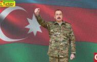 بازدید الهام علییف از مناطق درگیری با ارمنستان