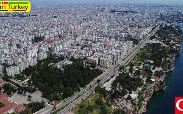 کاهش 5.93 درصدی فروش مسکن در ترکیه در ماه نوامبر سال جاری