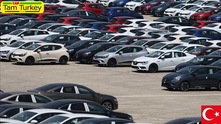 افزایش صادرات اتومبیل ترکیه به جهان