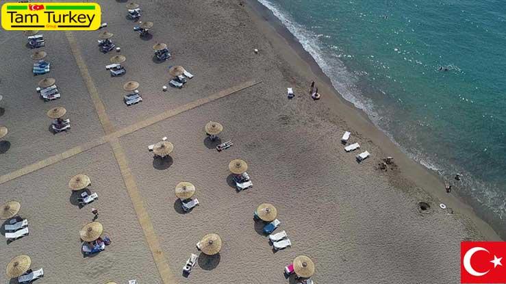 آنتالیا همچنان میزبان گردشگران خارجی است