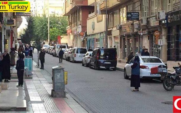 وقوع زمینلرزه 5 ریشتری در سیرت ترکیه