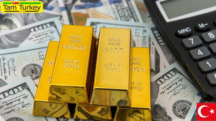 نرخ ارز و طلا در بازار آزاد استانبول30 دسامبر 2020
