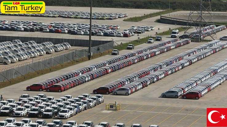 افزایش صادرات استان بورسا در بخش صنایع خودروسازی