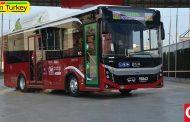 ترکیه به آذربایجان 320 دستگاه اتوبوس صادر میکند