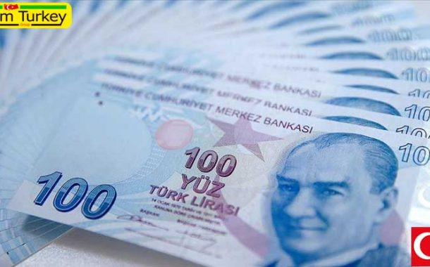 افزایش ارزش لیر ترکیه در برابر دلار