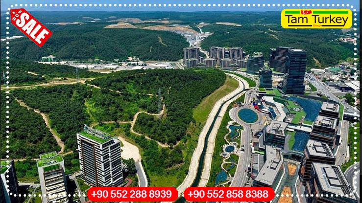 vadi istanbul | پروژه وادی استانبول - تام ترکیه