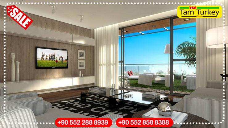 جدیدترین قیمت خانه در ترکیه 2021