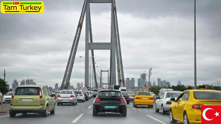 افزایش عوارض عبور از پلهای ترکیه