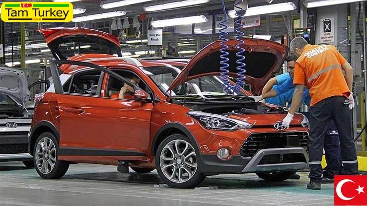 درخشش ترکیه در صنعت خودروسازی در قاره اروپا