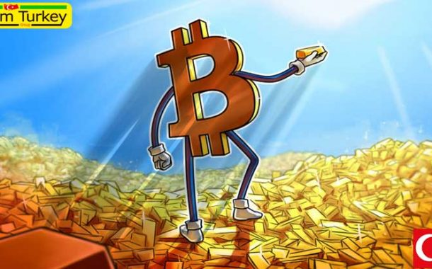 Experts : Gold outflows are pushing Bitcoin higher