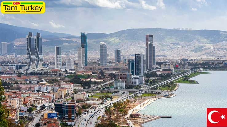 Izmir ranks second with 27% price growth in the latest global list of residential cities