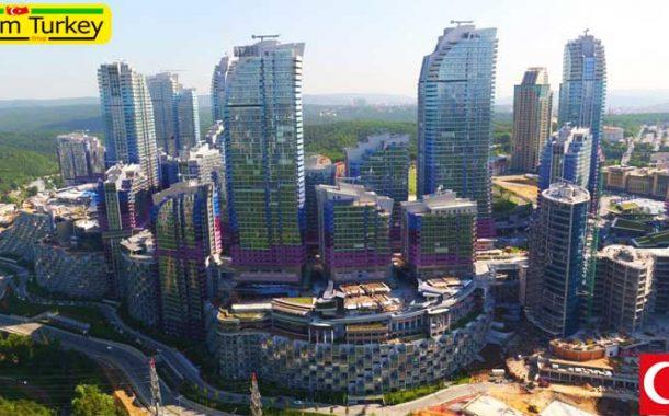 پروژه ماسلاک ۱۴۵۳ استانبول | maslak 1453