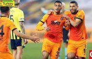 گالاتاسرای دربی را با نتیجه 1-0 پیروز شد