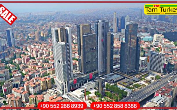 Torun Center Istanbul | پروژه تورون سنتر استانبول