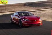 تسلا سریعترین اتومبیل خود را با نام Model S Plaid روانه بازار می کند