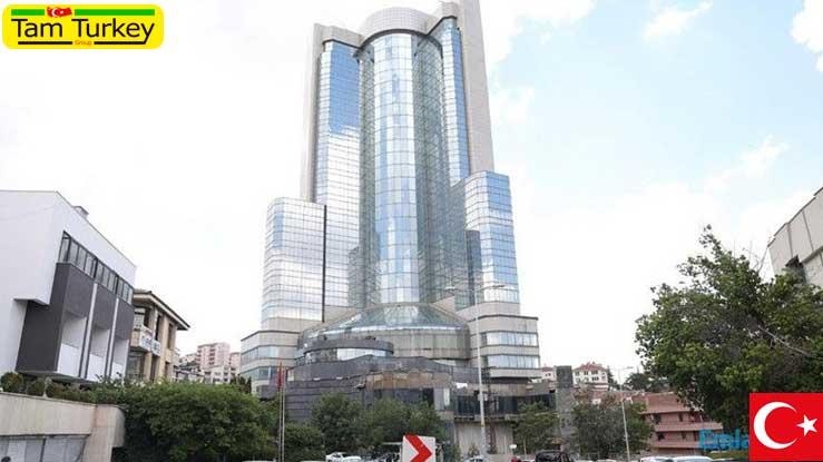 تولى الألمان بناء فندق و مركز تسوق من 35 طابقًا في أنقرة!