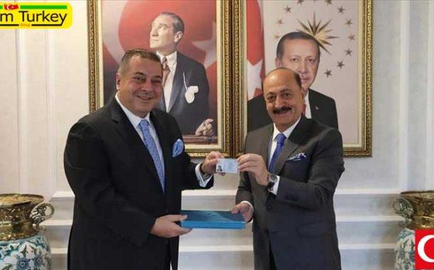 آغاز اعطای کارت اقامت دائم به مهاجران خارجی شاخص در ترکیه