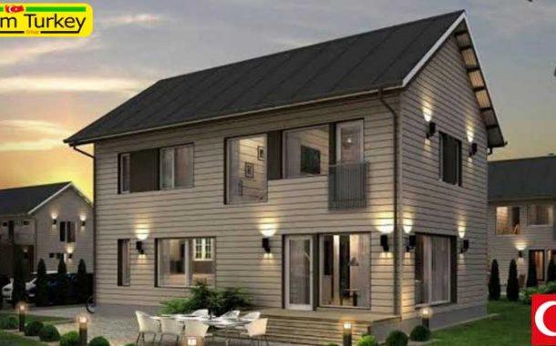 شرایط ساخت خانه پیش ساخته در زمین بدون منطقه چیست؟