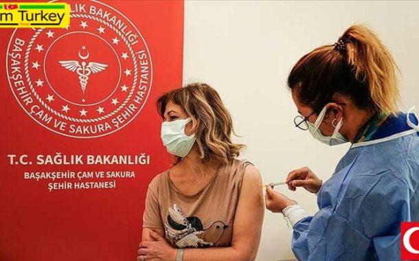 تزریق حدود 20 میلیون دوز واکسن کرونا در استانبول